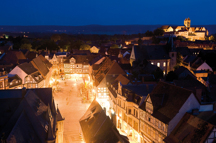 Romantisches Quedlinburg_Foto Copyright Thorsten Scherz