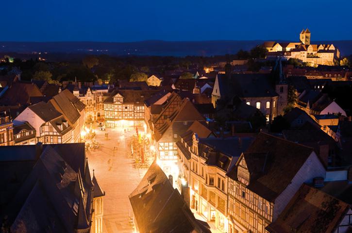 Romantisches Quedlinburg_Foto Copyright Thorsten Scherz