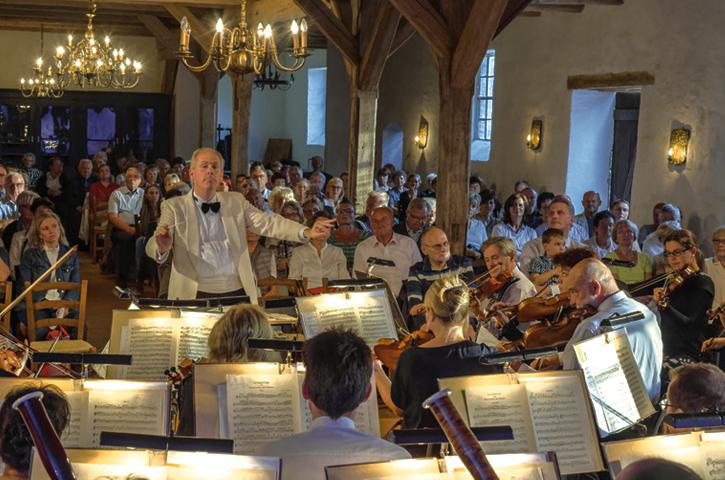 Kloster Hedersleben-Konzerte