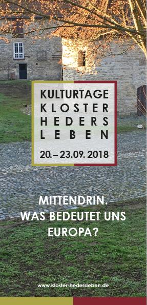 Kulturtage_KH_flyertitel